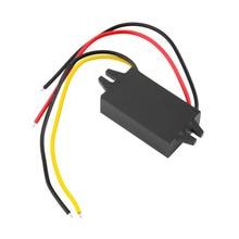 Hot Waterproof 1PCS DC/DC Converter Regulator 12V to 5V 3A 15W Car Led Display Power CPT Car power Step Down Regulator