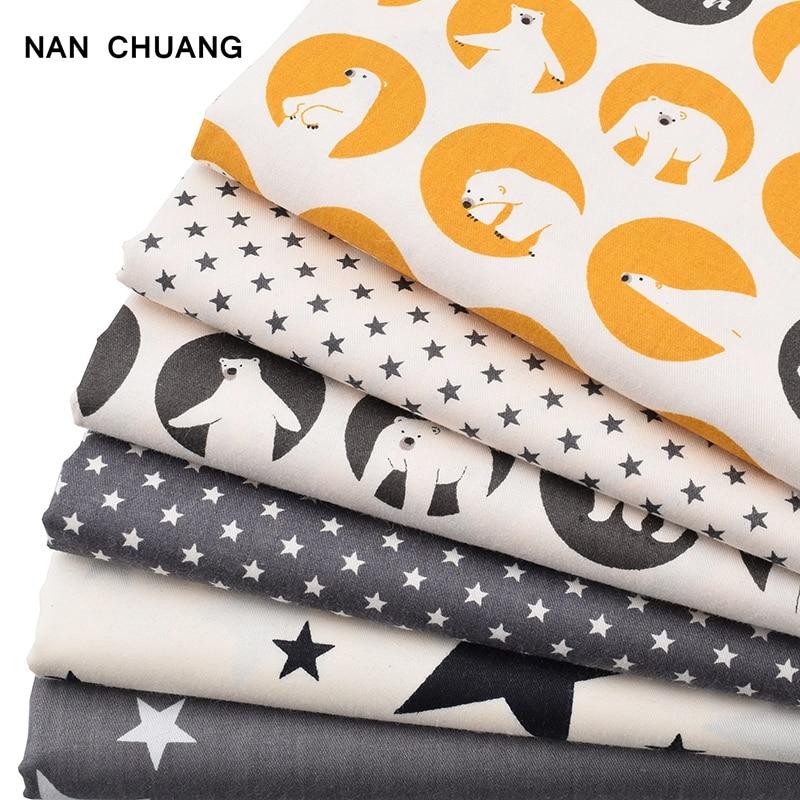 Нан Цхуанг 6Пцс / Лот Цртани медвјед - Уметност, занатство и шивање - Фотографија 3