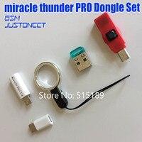 Чудо Тандер pro dongle Набор кабель edl & Miracle miracle boot Jig Emmc решение FRP Flash универсальный режим не нужно Чудо коробка/ключ