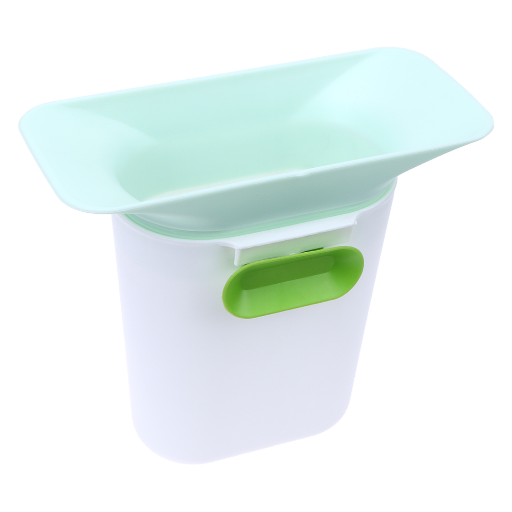 kitchen storage box portable mini trash bin desktop kitchen rubbish ...