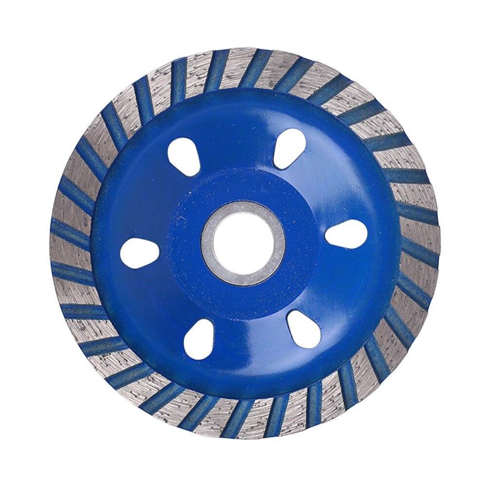 2019 100mm Diamond Grinding Wheel Disc Bowl Shape Grinding Cup Concrete Masonry Granite Stone Ceramics Cutting Tools
