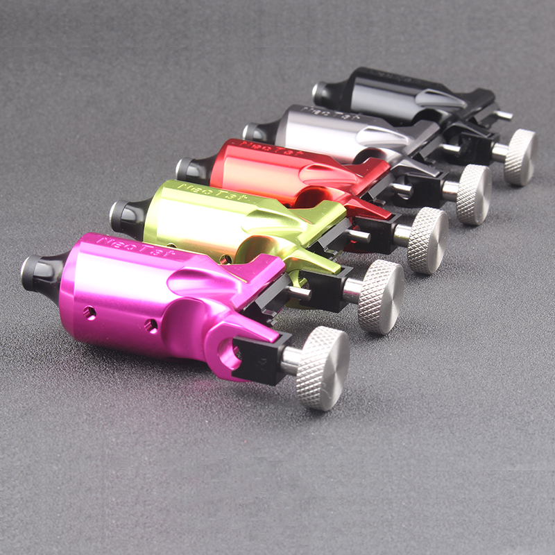 2016 High Quality Professional 5 color Rotary Tattoo Machine Swiss Motor Assorted Liner&Shader Tattoo Gun 1pcs new high quality tattoo rotary machine tattoo gun good motor for assorted liner