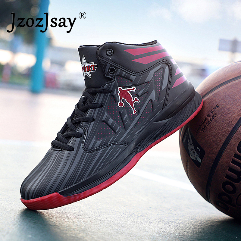 2019 Brand Mens Basketball Shoes Breathable Outdoor Men Trainer Sneakers Ultra Boost Jordan Ankle Boots Shoes Basket Homme jordans shoes all black