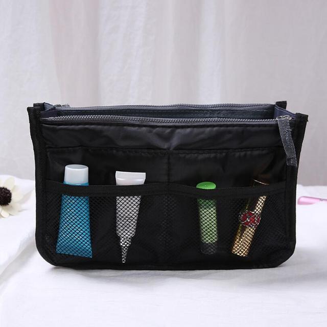 4d8f6283b0 Bolsa Organizador Necessaire Mulheres Kits De Higiene Pessoal Viagem  Neceser Saco Caso Vaidade Cosméticos Compõem Caixa