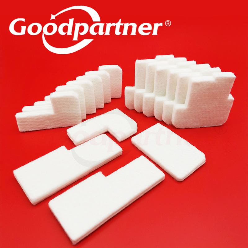1SET L800 L805 T50 P50 R290 Waste Ink Tank Sponge 1469197 TRAY POROUS PAD For Epson L800 L805 Stylus Photo R290 R295 P50 T50 T59