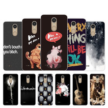 Cover Voor Lg K8 2017 Eu Versie Case Kus Ontwerp Silicone Soft Tpu Shell Voor Lg K8 2017 Back Cover fundas Lg X240 Capa(China)