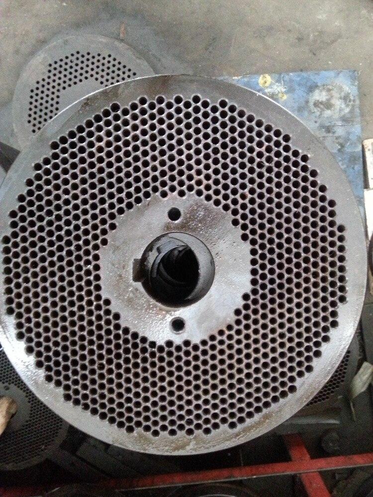 3 Mm Diameter Matrix And Complete Roller Of KL200 Model Pellet Mill Machine
