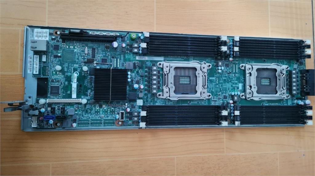 Quanta Gemini E5-V2 X79 C602 Server Desktop Board For Games, Android Simulators, Studios