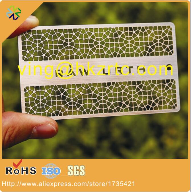 Concave metal visit card business card metal printing laser cut concave metal visit card business card metal printing laser cut metal business card from china supplier in business cards from office school supplies on reheart Image collections