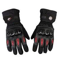 Waterproof WindProof Motorcycle Gloves Mens Motorbike Moto Luvas Motociclismo Para Guantes Motocross Motocicleta Racing