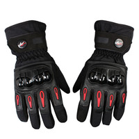 Waterproof WindProof Motorcycle Gloves Mens Motorbike Moto Luvas Motociclismo Para Guantes Motocross Motocicleta Racing