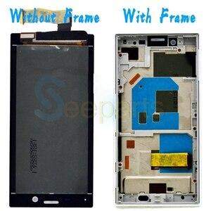 "Image 4 - 100% נבדק 4.6 ""עבור Sony Xperia X קומפקטי F5321 LCD תצוגת מסך מגע Digitizer עצרת Replacment עבור Sony X מיני LCD"