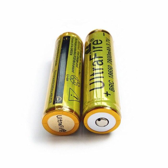 С защитой плате BRC 18650 7800 мАч 3.7 В 3.6 В литий-ионный аккумулятор клетки Бесплатная зарядное устройство