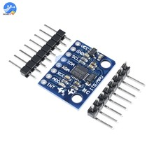 GY-521 MPU-6050 MPU6050 Module 3 Axis analog gyro sensors+ 3 Axis Accelerometer Module for arduino DIY KIT(China)