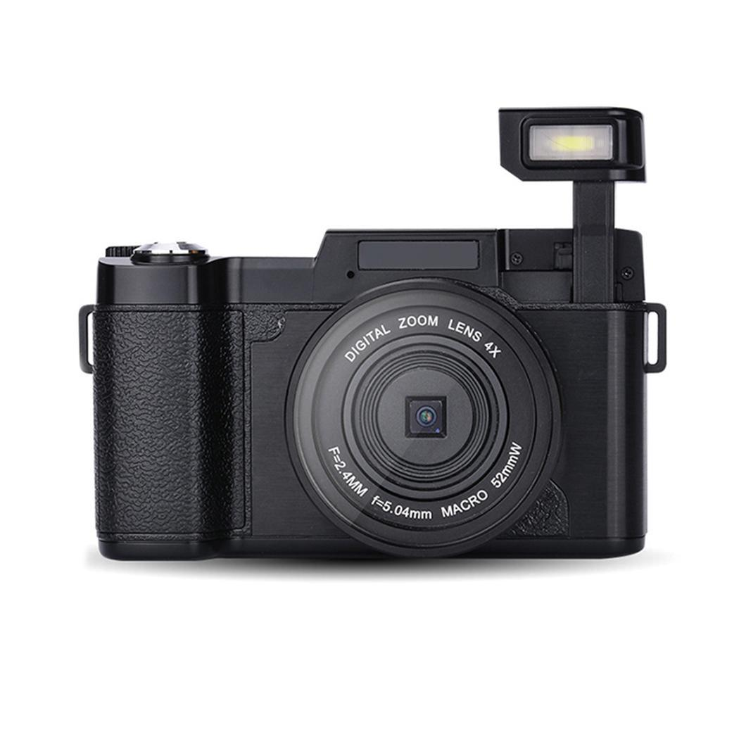 Цифровая многофункциональная камера с откидным экраном Автоспуск SLR Auto, 100200400 с объективом, без объектива