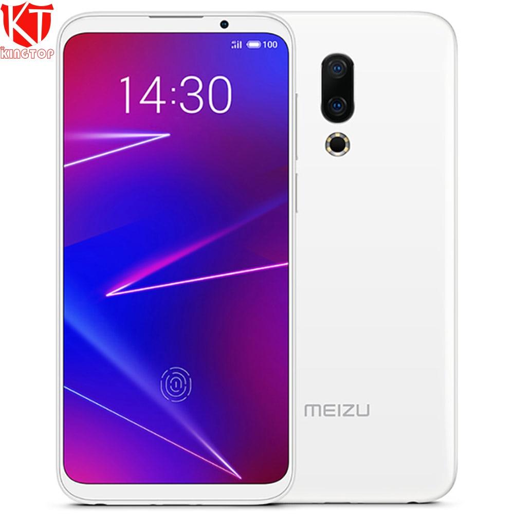 Global Firmware Meizu 16 16x Mobile Phone 6.0