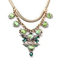 New Arrival Hot Sale Wholesale Retail Restore Ancient Ways Luxurious Joker More Pendants Brand Necklace