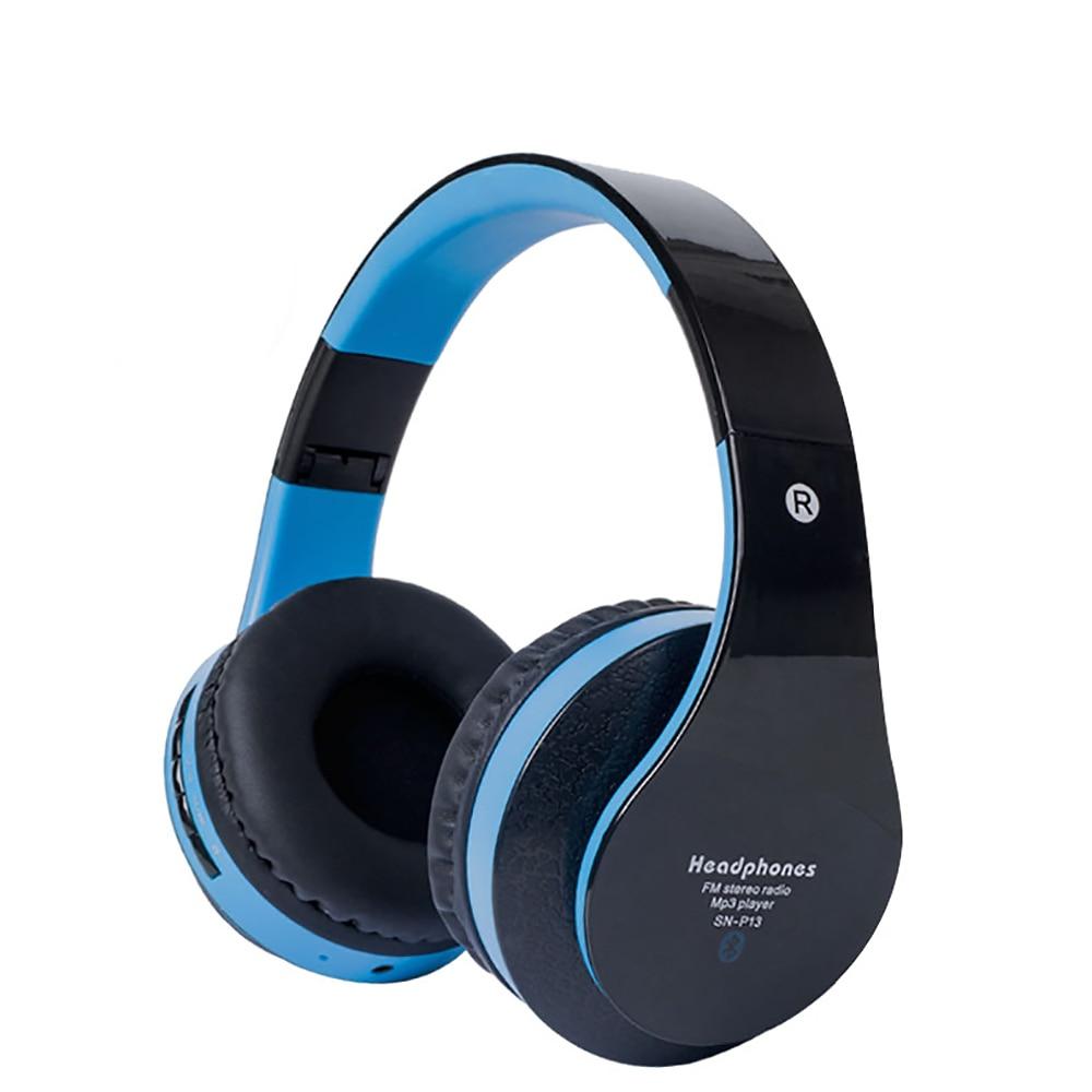 Headphone Bluetooth Earphone Wireless Earphones Blutooth Earphone Sport Headset music Subwoofer Telescopic Earphones big bluetooth wireless headphone earphones