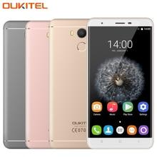 "Оригинал OUKITEL U15 Pro 4 Г Мобильный Телефон RAM 3 ГБ ROM 32 ГБ MTK6753 Octa Ядро 5.5 ""HD 16MP 3000 мАч Android 6.0 Смартфон Предпродажная"