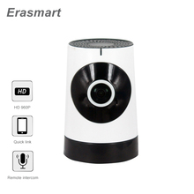 Updated baby surveillance home security system WiFi 185 degree fisheye lens 960P network panoramic mini IP