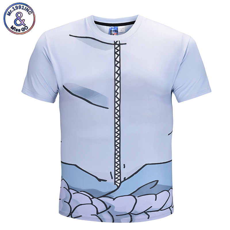 Mr.1991INC Newest Hot Men/Women t shirt Short Sleeve Summer 3D Table tennis racket Digital printing T-shirt Tops Tees S-3XL 6717