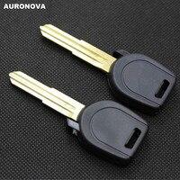 AURONOVA für Mitsubishi Eclipse Galant Endeavor Ersetzen Auto Notfall Key Shell Mit Uncut Links Klinge Logo Typ 1-in Schlüsselgehäuse aus Kraftfahrzeuge und Motorräder bei