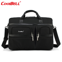 Cool Bell Laptop Briefcase Messenger Bag For Macbook Pro 15 Retina Carry Case For Notebook Laptop