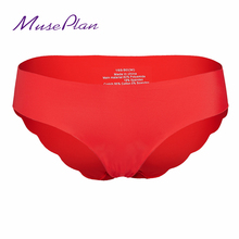 HOT SALE Ultra-thin Comfort Underwear women Seamless Panties for women seamless cotton Briefs women Low-Rise ruffles undewear