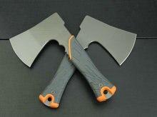 TRSKT BG Tactical axe Top quality Outdoor Hunt Camping Axe Fire Axe Tactical Axes Tool handmade hatchet Dropshipping