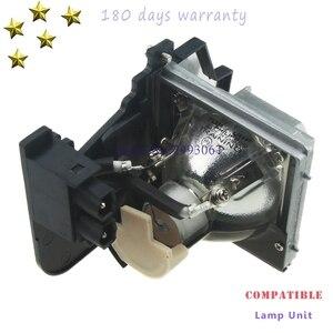 Image 5 - EC. J2101.001 החלפת הנורה עם כלוב עבור ACER PD100 PD100D PD100PD PD100S PD120 PD120D PD120P PD120PD XD1170D XD1250P XD1270D