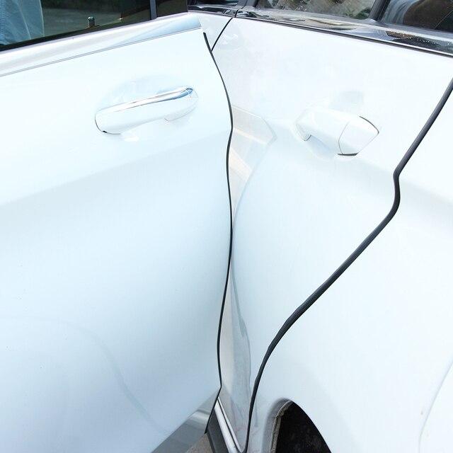 Great Auto Styling Tür Schutz Streifen Gummikante Türen Formteile Seite Protector  Aufkleber Kratzer Fahrzeug Für Autos Auto