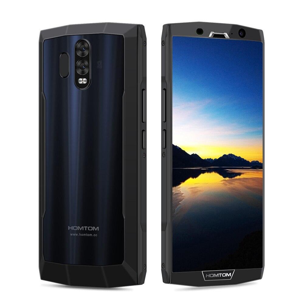 HOMTOM HT70 4G Smartphone Android 7.0 Téléphone 6.0