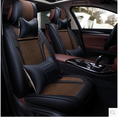 2017 newly full set car seat covers for mercedes benz e class w211 2009 2002 durable seat cover. Black Bedroom Furniture Sets. Home Design Ideas