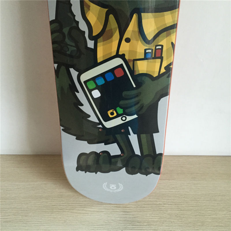 UNION skateboarding deck  (16)
