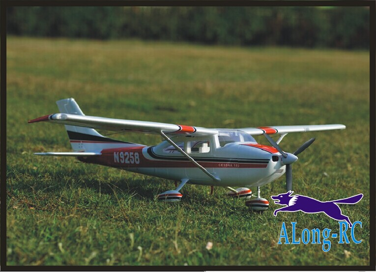 EPO plane/  RC airplane/RC MODEL HOBBY TOY  BEGINNER  plane  5 channel  WINGSPAN1410mm CESSNA182   (have kit set or PNP  set) knl hobby voyager model pe35418 m1a1 tusk1 ubilan