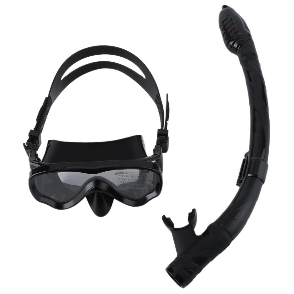Safe Kids Scuba Diving Mask Professional Silicone Snorkel Mask Durable Diving Masks Set Anti-Fog Comfortable Mask Hot Sale