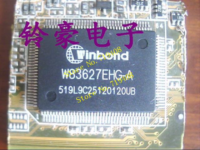 DRIVERS FOR WINBOND W83627EHG-A LAST