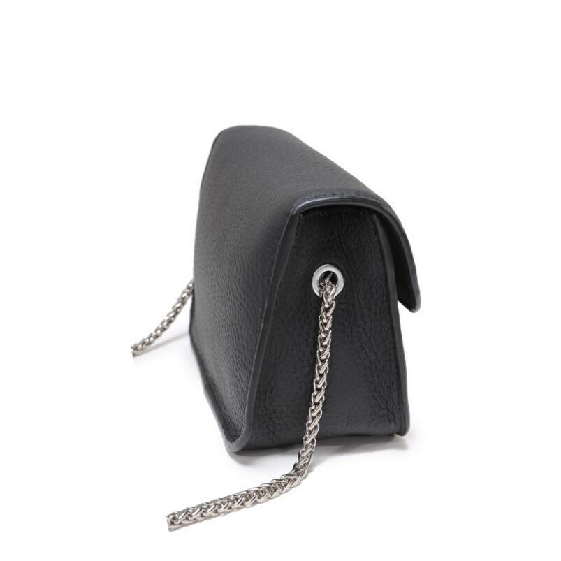 FoxTail & Lily Lock Small Flap Bag Chain Handtassen echt leer Dames - Handtassen - Foto 6
