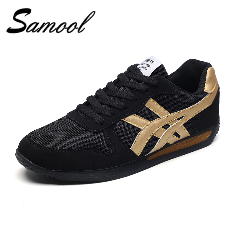 tenis masculino men casual shoes air mesh for outdoor fashion luxury - Men's Shoes