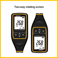 SNDWAY SW 6310A Digital Thickness Gauge Width Measuring Instruments Thickness Gauges Coating Paint Film Thickness Gauge Tester