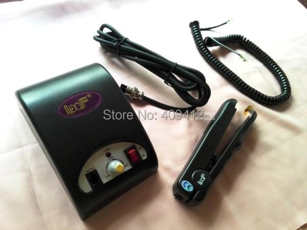 1pc Sambungan rambut ultrasonik Fusion iron Connector untuk alat uap pengembang alat gaya rambut