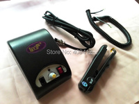 1pc Ultrasonic Hair Extension Fusion iron Connector for u i v flat tip extension salon styling tools