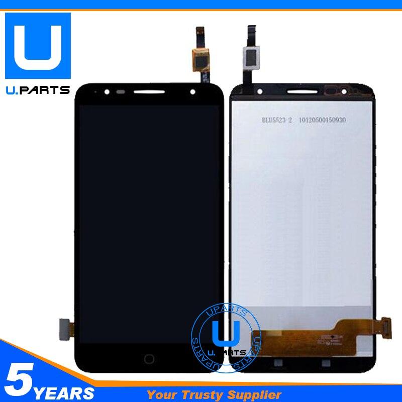 Полная сборка для Alcatel Pop 4 + 4 Plus 5056 5056D 5056E 5056T OT5056 OT5056D ЖК дисплей панель с сенсорным экраном