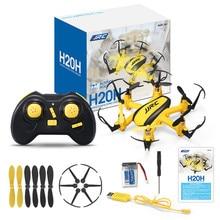 JJRC H20H Мини Drone RC Quadcopter 2.4 Г 4CH 6-осевой Гироскоп Безголовый Режим Вертолет Беспилотный Безголовый RC игрушки для детей