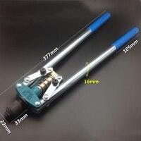 High Quality Blind Rivet Gun Manual Riveter Double Handles Nail Gun Hand Riveter Screw Gun Rivet