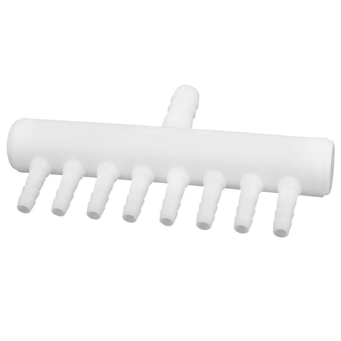 Plastic 8-Way Aquarium Tube Splitter Air Valve