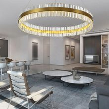 Modern Design Led Pendant Light Fixtures Dinning Room Kitchen Living Room Loft Glass Rope Hanging Lamp Decor Home Lighting 220V цена