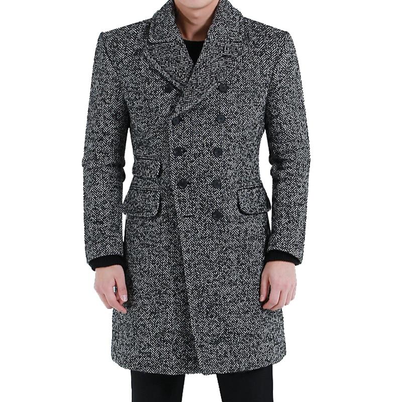 Popular Mens Herringbone Coat-Buy Cheap Mens Herringbone Coat lots ...