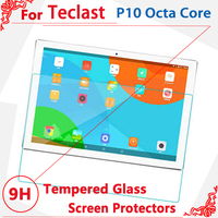 High Quality Tempered glass screen protector For Teclast P10 Octa Core 10.1