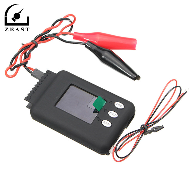 Digital Battery Tester C hecker Battery Capacity Voltage Checkers With  LCD Color Display For 2S To 8S Lithium Batterys 50v 100a precise real capacity tester coulomb counter coulometer for lifepo4 lithium lipo liion battery 12000761